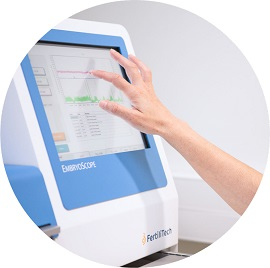 Incubador Embryoscope